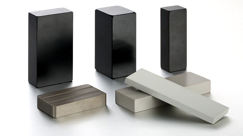 Rare Earth Iron Permanent Magnets